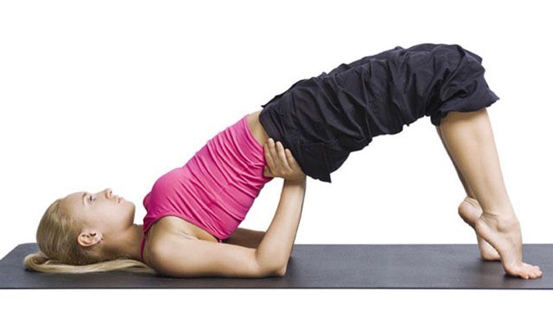ضعف عضلات کف لگن